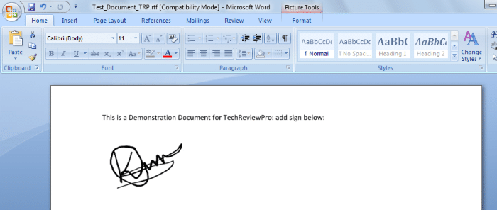 How to Add Digital Signature in Word Doc - Best Digital Signature Software to Add Digital Signature in Word - How to Sign a Word Document Digitally - Insert Electronic Signature in Word