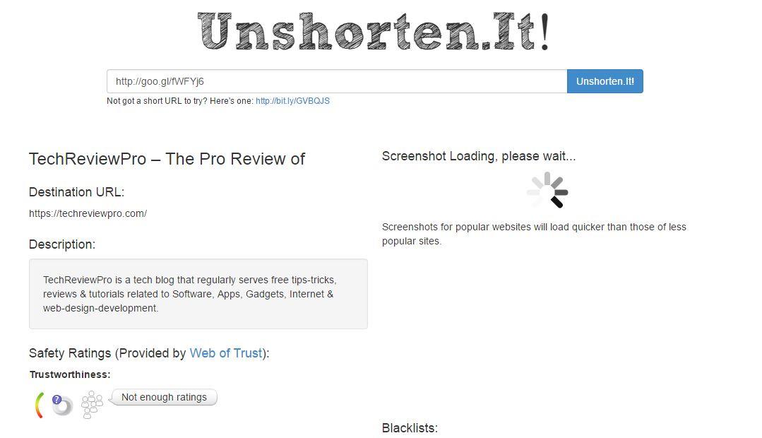 Unshorten.It Decoder - Decode URL Online: 6 Best Online URL Decoder to Know Original URL