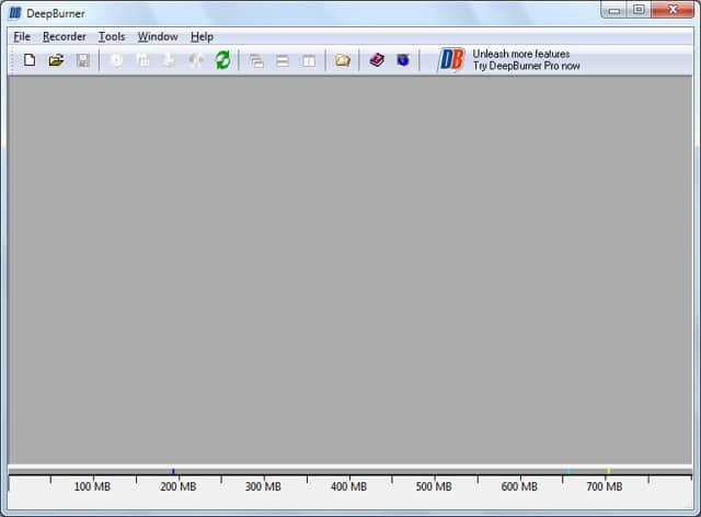 deepburner - Best DVD Burning Software - Top 10 Best DVD Burning Software to Burn a CD Easily [Free & Paid]