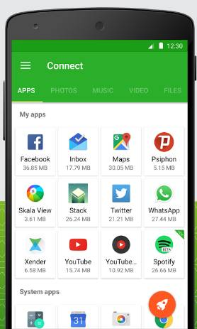 Xender - Best File Sharing Apps - Best Android File Transfer App for Easy File Transfer - Android File Transfer to Windows