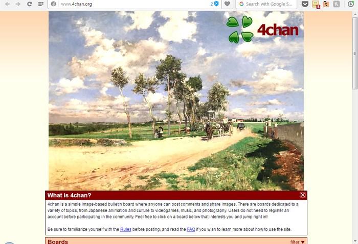 4Chan - Sites Like Reddit - Websites Like Reddit - Reddit Alternatives - Sites Similar to Reddit