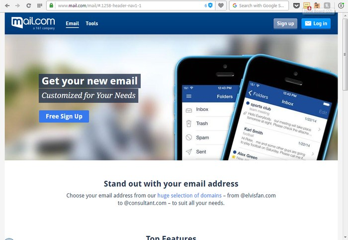 Mail - Free Email Accounts - Free Email Service Provider - Top 8 Best Free Email Service Providers for Free Email Accounts