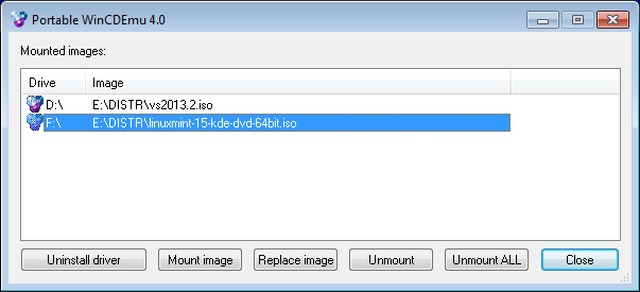 WinCDEmu - Best ISO Mounting Software to Mount ISO Files - How to Mount an ISO Files - Best Free ISO Mounting Software