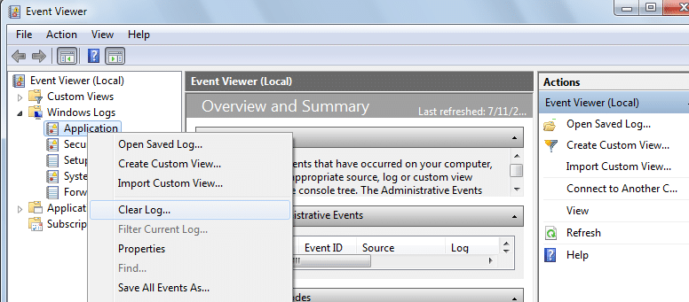 clear-log - Svchost.exe: What is Svchost.exe and how to fix Svchost.exe High CPU Usage?