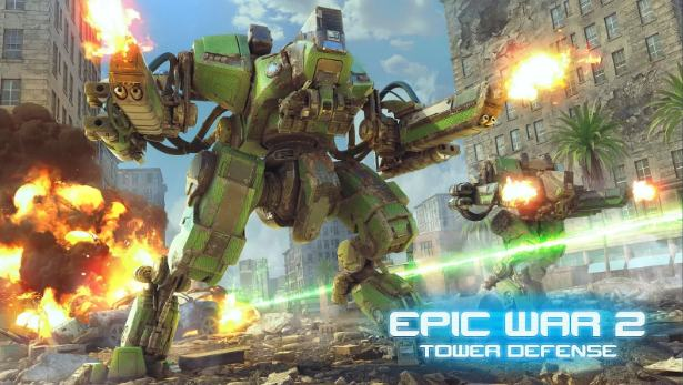 epic war 2 - tower defence games - Best Tower Defense Games for Android - Top 10 Best Android Tower Defense Games [Free and Paid]