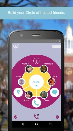 circleof6 - personal safety apps for Android - Best Personal Safety Apps - 7 Best Personal Safety Apps for Android that Everyone Needs for Safety