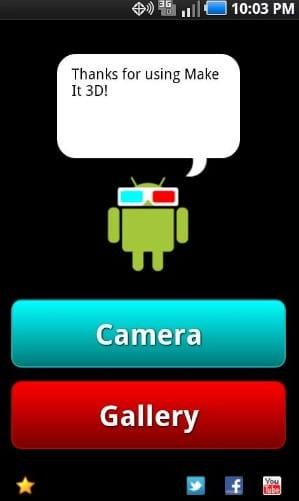 3d camera - make it 3D - best 3d camera apps for android - Top 5 Best 3D Camera Apps for Android to Capture 3-Dimensional Images