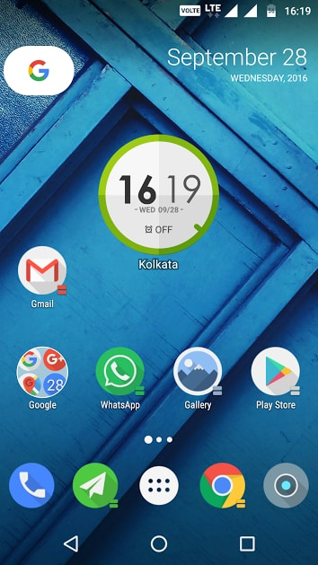ASUS Clock widget - Best Clock Widgets for Android - Top 8 Best Clock Widgets for Android to Better Customize Home Screen