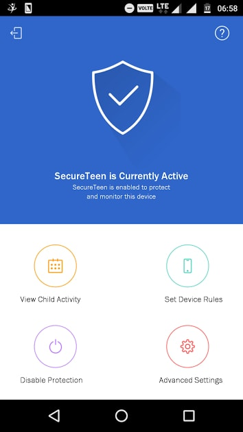 secureteen parental control apps for android - Parental Control App - Top 5 Best Parental Control Apps for Android to Monitor Your Kids Activity