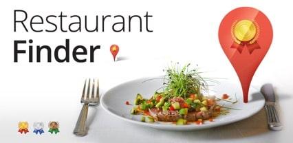 Restaurant Finder App-Find Food Near Me Using Restaurant Finder Apps