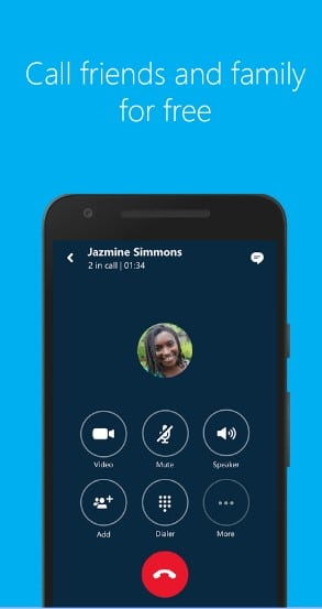 skype - best facetime alternatives - facetime android - How to Get Facetime on Android with Facetime Alternatives for Android?