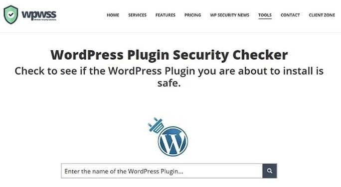 wordpress-plugin-security-checker - Best Chrome Extensions - Best Chrome Extensions for WordPress Users