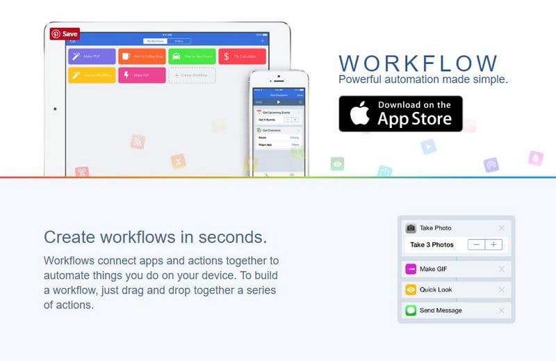 Workflow - Best Yahoo Pipies Alternative - What is Yahoo Pipes? How did it Work? - Top 8 Best Yahoo Pipes Alternatives