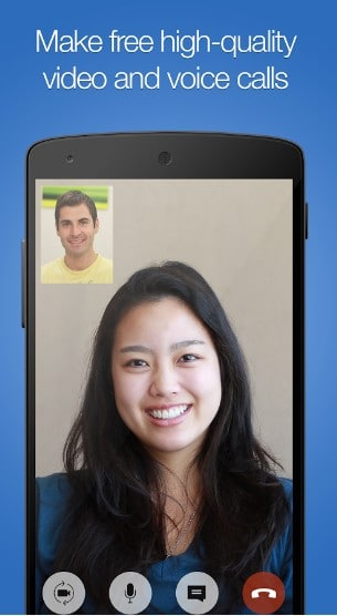 imo - how to facetime on android - facetime app for android - How to Get Facetime on Android with Facetime Alternatives for Android?