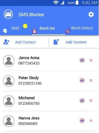 sms blocker - Top 6 Best SMS Apps for Android to Block Spam Text Messages
