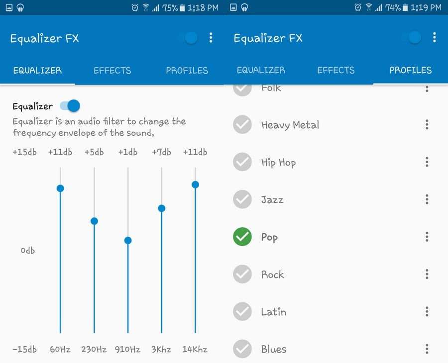 equalizer fx for android - Equalizer Sound Booster - Top 7 Best Equalizer Sound Booster App for Android to Boost Sound Quality on Android
