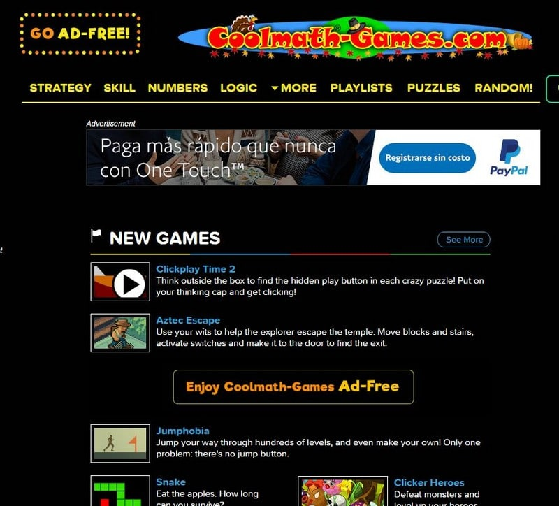 Play Cool Unblokced games at school - How to Play Unblocked Games at School? - Best Websites to Play Unblocked Games and GEO Restricted Games
