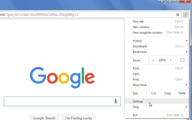 chrome-settings - Change IP Address - TRP Guides: How to Change IP Address in Windows?
