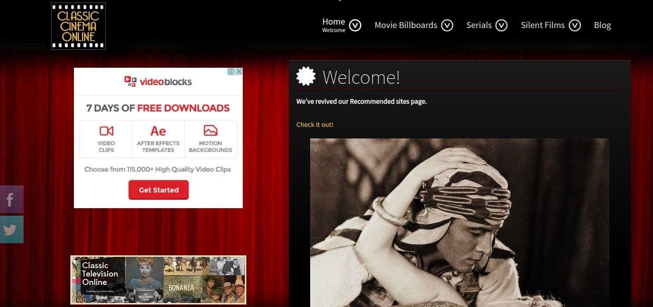 classiccinemaonline - Free Movie Sites - Top 10 Free Movie Sites to Legally Watch Full Length Movies Online Free