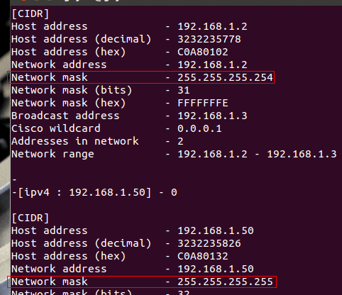 Find Network Mask on Linux - Find Subnet Mask - What's My Subnet Mask? - How to Find Subnet Mask of Your Computer?