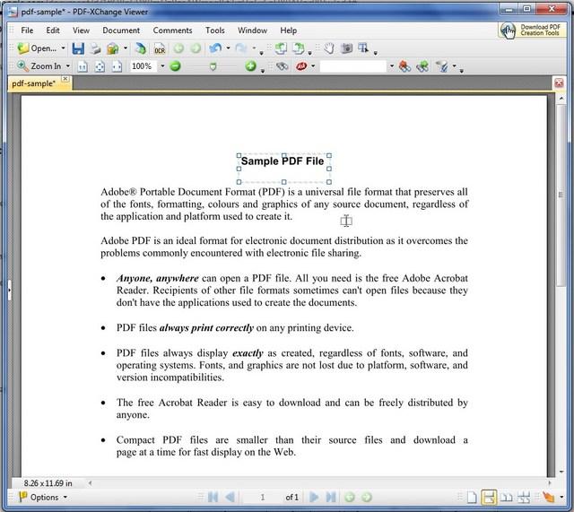pdf-xchange-viewer - 10 Best PDF Editors to Edit PDF Files