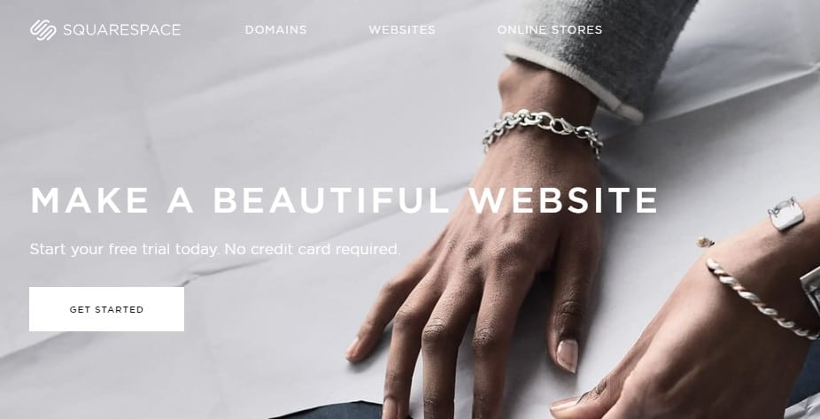 squarespace - Sites Like Tumblr: Top 10 Best Sites Like Tumblr to Start Blogging for Free