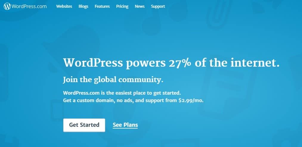 wordpress - Sites Like Tumblr: Top 10 Best Sites Like Tumblr to Start Blogging for Free