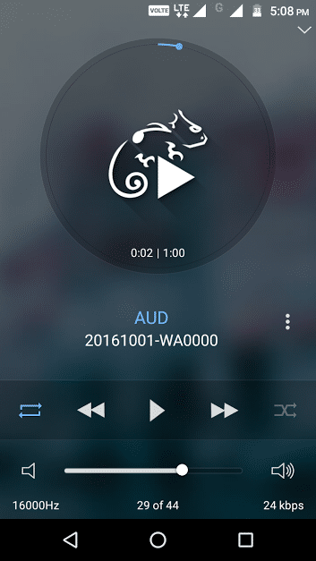 stellio music player - best music players for Android - Best Android Music Player - Top 8 Best Music Player Apps for Android to Supercharge Your Music Experience