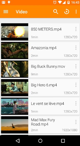 Best music players for Android - VLC Media player - Best Android Music Player - Top 8 Best Music Player Apps for Android to Supercharge Your Music Experience
