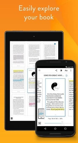 amazon kindle - best epub reader - Best ePub Reader and eBook Reader Apps for Android