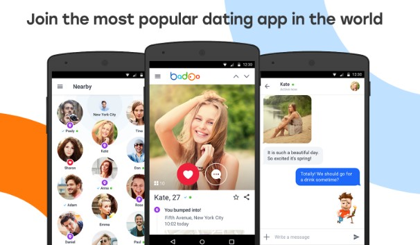 Bumble - Date Meet Network Better