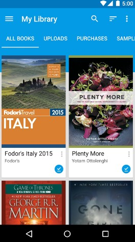 google play books - best epub reader - Best ePub Reader and eBook Reader Apps for Android
