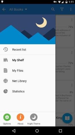 moon+ reader - best ebook reader apps - Best ePub Reader and eBook Reader Apps for Android