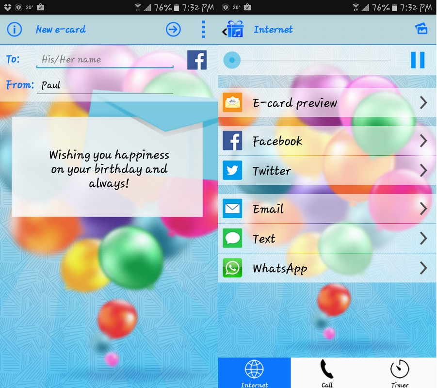 Best App to Download Personalized Happy Birthday Song - How to Download Personalized Happy Birthday Song Sound Clip with Name