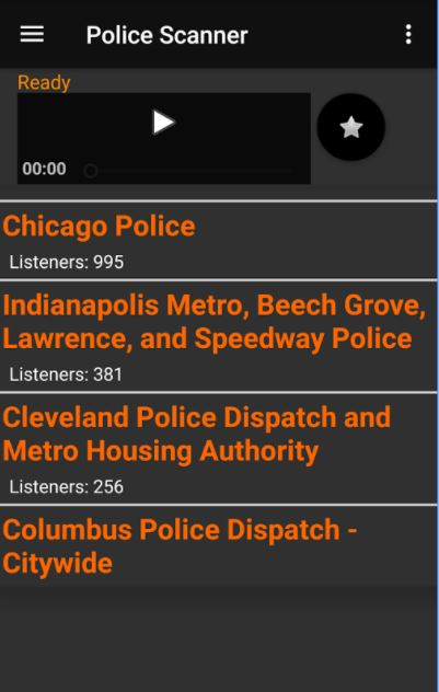 Police Scanner Radio Scanner - Best Police Scanner Radio App for Free- Best Police Scanner Radio App for Free - Best Police Scanner Apps for Free on Android