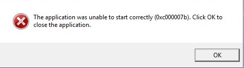 "Fix 0xc000007b Error - How to Fix ""the application was unable to start correctly 0xc000007b"" Error?"