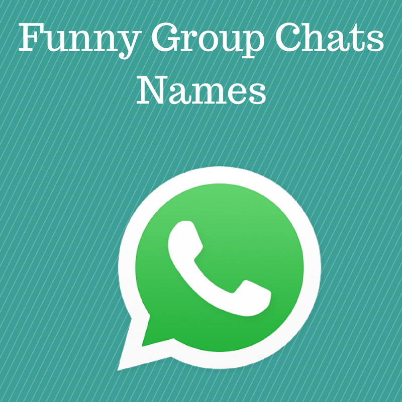 1000 Funny Group Chat Names Cool Funny Group Names For A Chat